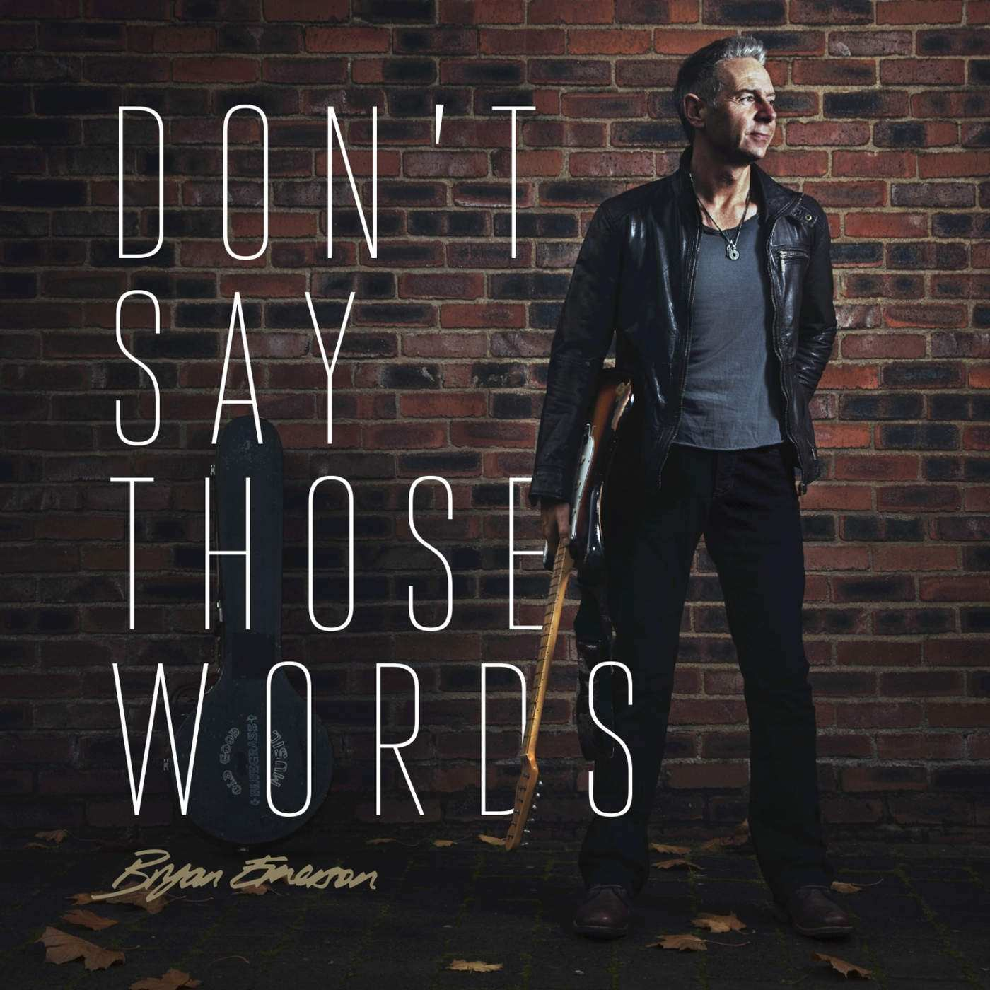 BRYAN EMERSON - DON'T SAY THOSE WORDS